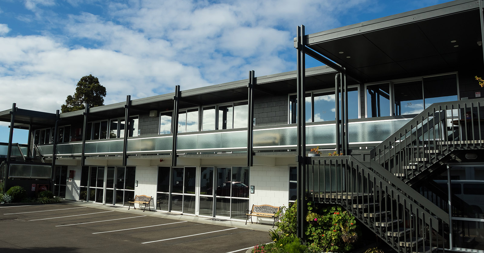 Palmerston North Accommodation Alpha Motor Inn