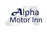 Alpha Motor Inn Logo
